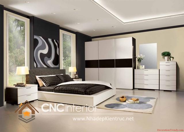 Phòng ngủ hiện đại đẹp (5)