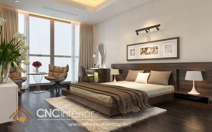 Phòng ngủ master 05