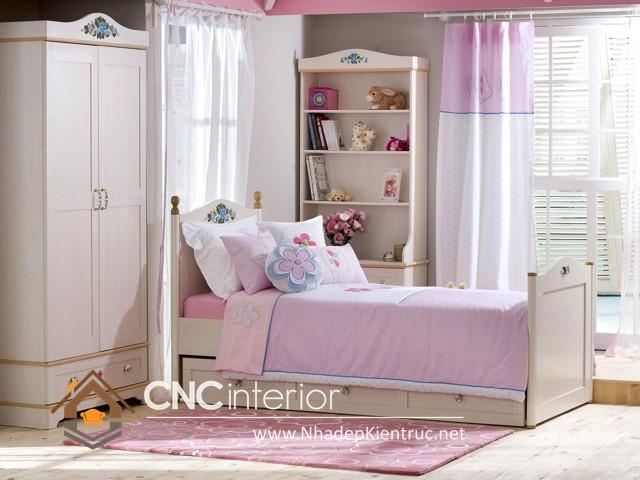 Trang trí phòng ngủ màu hồng (5)
