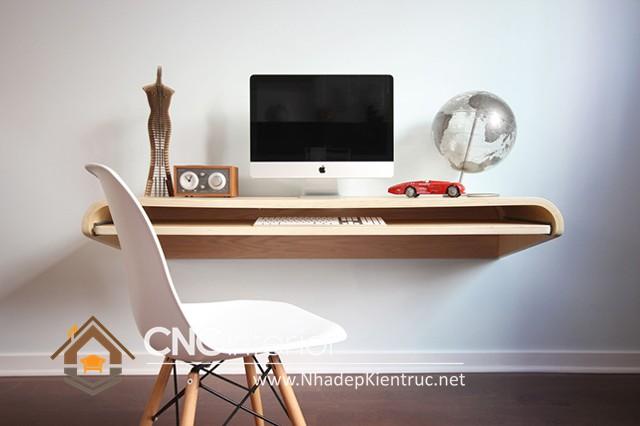 bàn làm việc kiểu dáng độc đáo (2)
