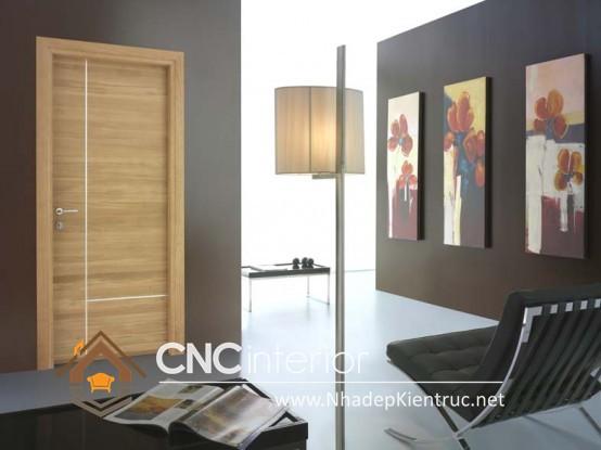 cửa gỗ phòng ngủ (5)