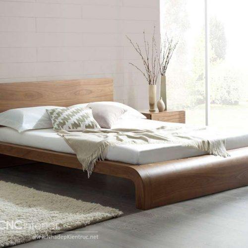 nội thất phòng ngủ màu trắng (1)