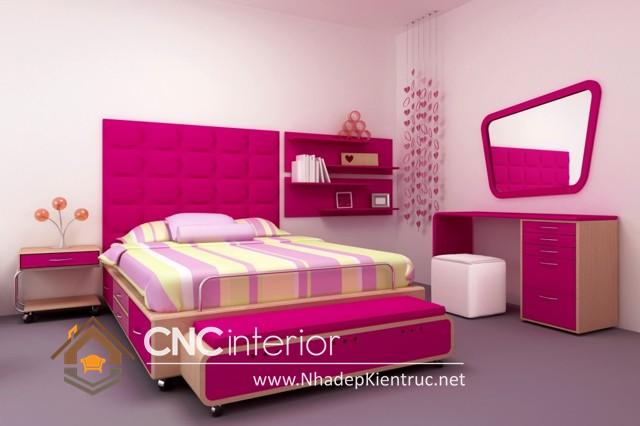 nội thất phòng ngủ trẻ em (2)