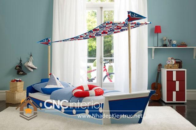 nội thất phòng ngủ trẻ em (3)