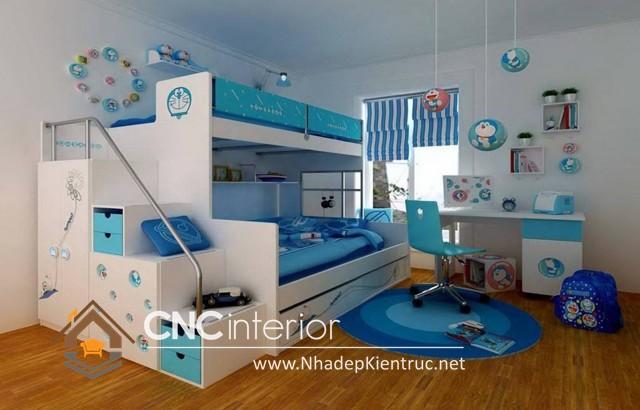 phòng ngủ cho bé yêu (1)