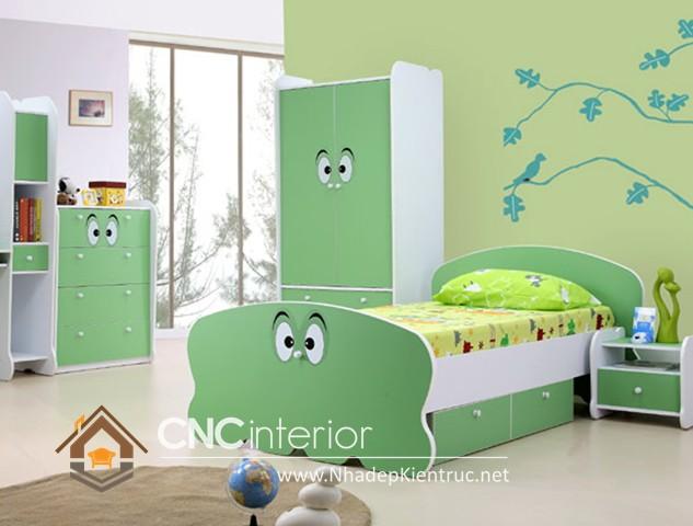 phòng ngủ cho bé yêu (3)