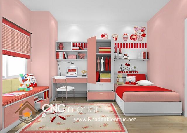phòng ngủ cho bé yêu (4)