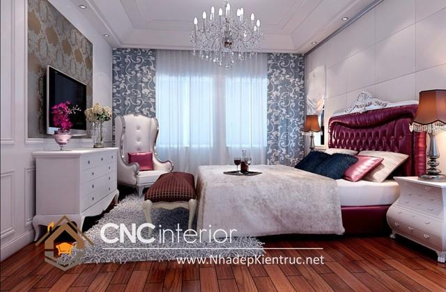phòng ngủ tân cổ điển (4)