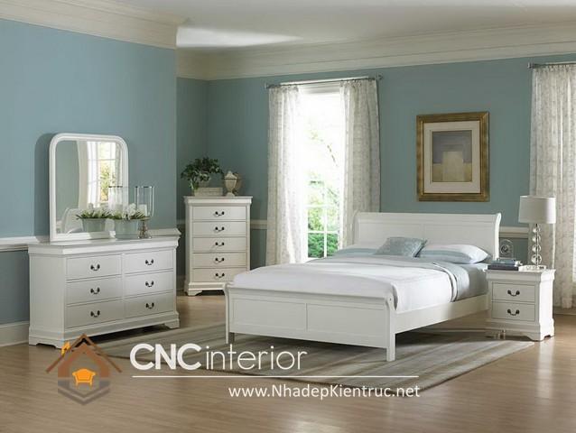 phòng ngủ tân cổ điển (6)