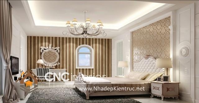 phòng ngủ tân cổ điển (7)