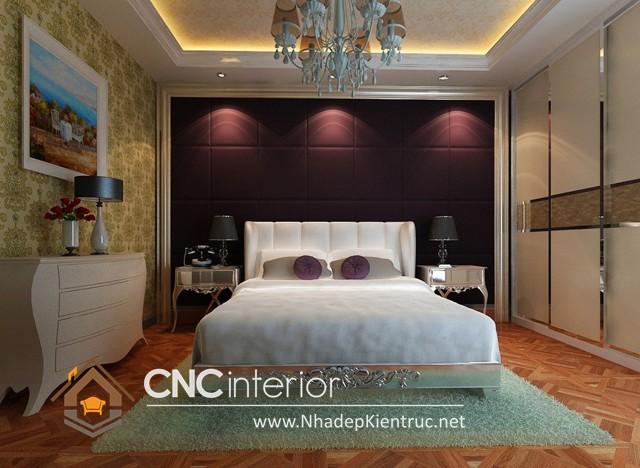 phòng ngủ tân cổ điển (8)