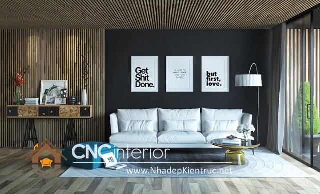 thiết kế phòng khách chung cư (1)