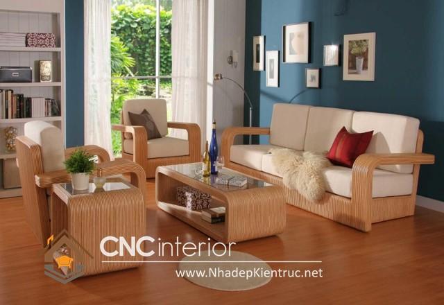 thiết kế phòng khách chung cư (9)