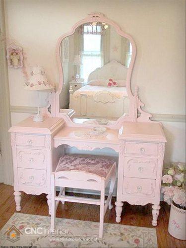trang trí phòng ngủ màu hồng 5