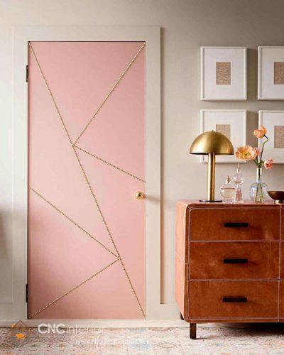 trang trí phòng ngủ màu hồng 7