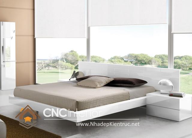 Giường ngủ đẹp hiện đại (2)