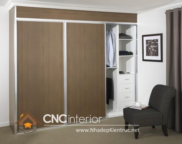 Mẫu tủ quần áo gỗ đẹp (2)