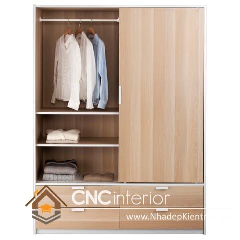 Mẫu tủ quần áo gỗ đẹp (3)