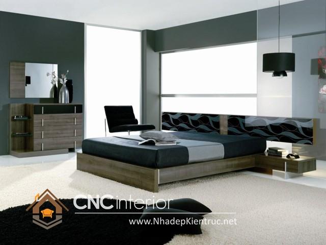Nội thất phòng ngủ hện đại  (3)