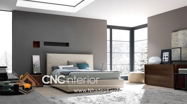 Nội thất phòng ngủ hện đại (4)