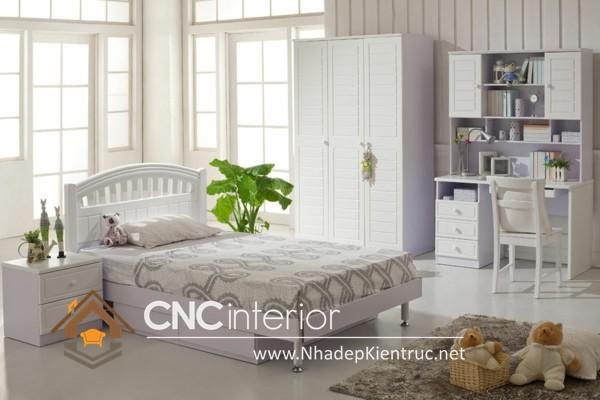Phòng ngủ cho con gái (1)