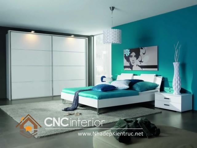 Phòng ngủ màu xanh dương (7)