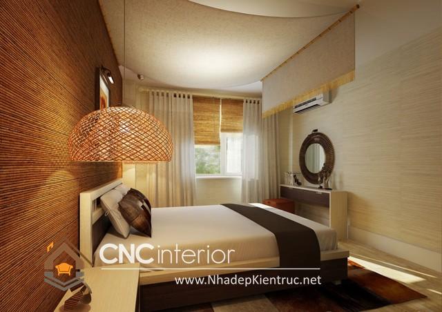 Phòng ngủ nhỏ đẹp đơn giản (1)
