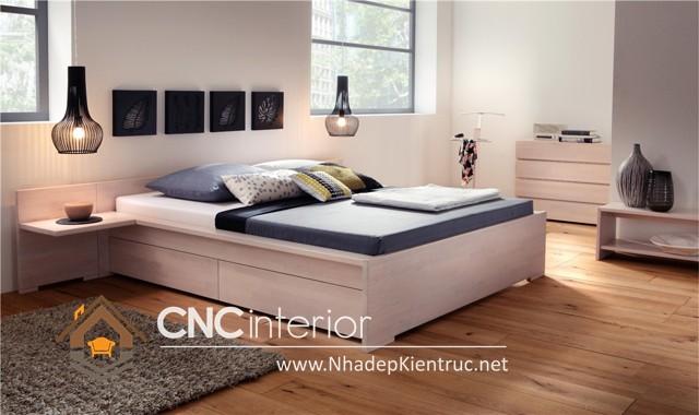 Phòng ngủ nhỏ đẹp đơn giản (5)