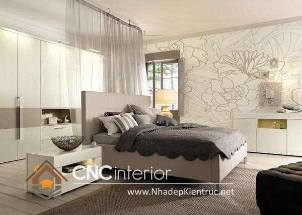 Phòng ngủ nhỏ mà vẫn đẹp (1)