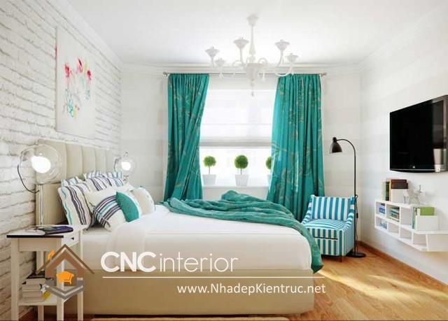 Phòng ngủ nhỏ mà vẫn đẹp (3)