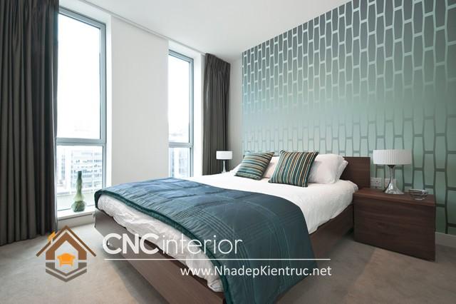 Phòng ngủ nhỏ mà vẫn đẹp (4)