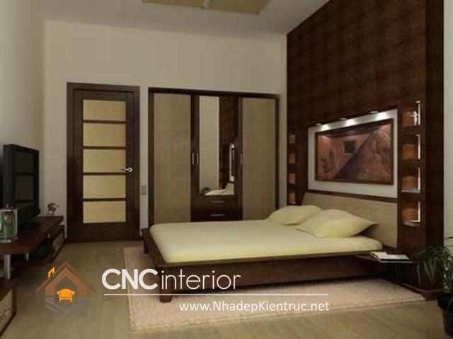 Phòng ngủ phong cách Nhật Bản (6)