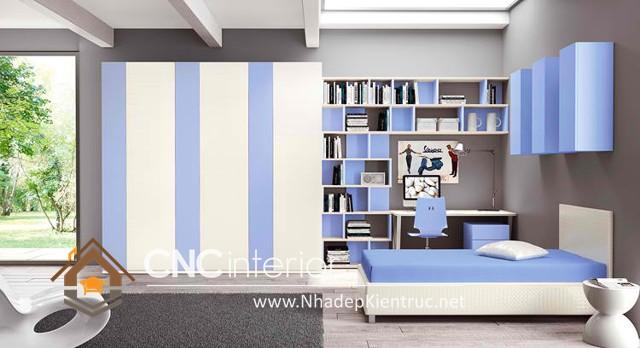 Phòng ngủ trẻ em trai (1)