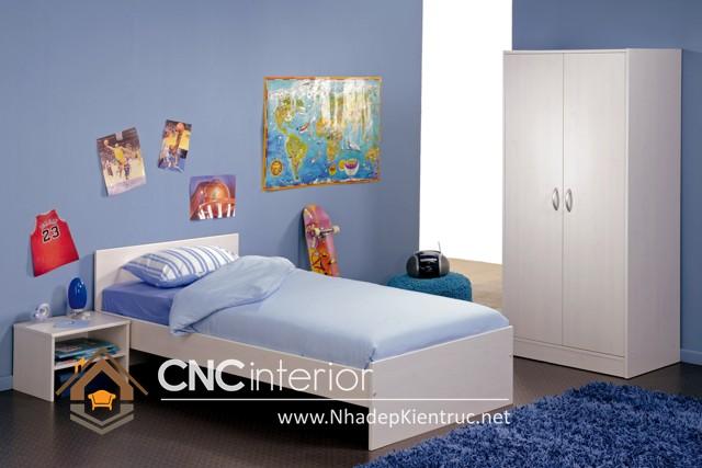 Phòng ngủ trẻ em trai (6)