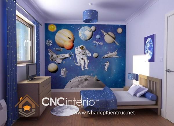 Phòng ngủ trẻ em trai (7)