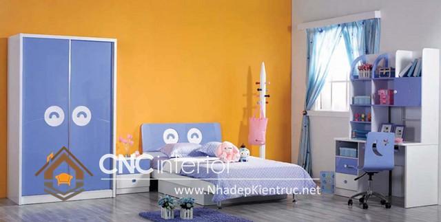 Phòng ngủ trẻ em trai (8)