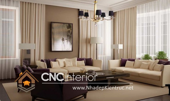 Thiết kế phòng khách đẹp (4)