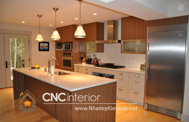 Tủ bếp hiện đại và tiện dụng (2)