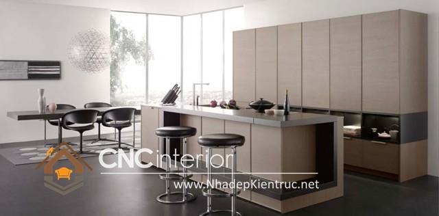 Tủ bếp hiện đại và tiện dụng (3)