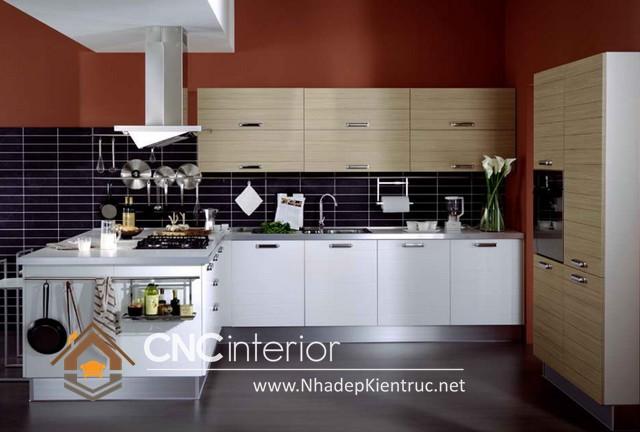Tủ bếp hiện đại và tiện dụng (5)