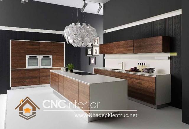 Tủ bếp hiện đại và tiện dụng (6)