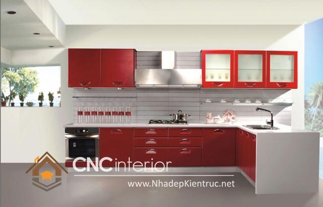 Tủ bếp hiện đại và tiện dụng (7)