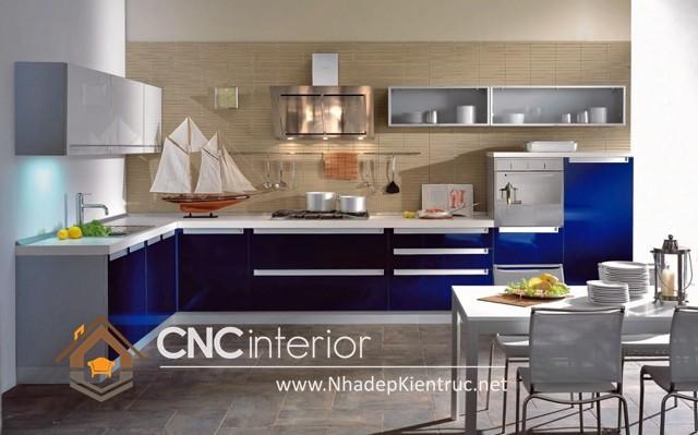 Tủ bếp hiện đại và tiện dụng (8)