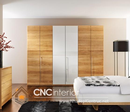 Tủ quần áo bằng gỗ (7)
