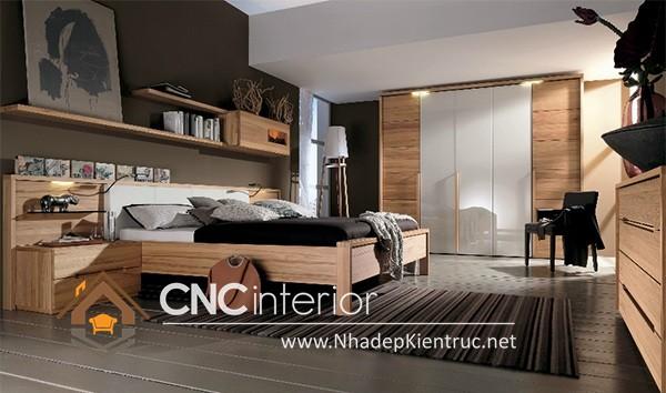 Tủ quần áo bằng gỗ (1)
