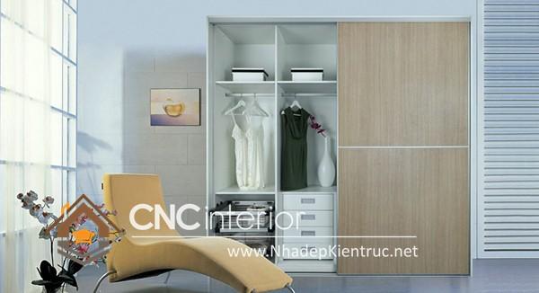 Tủ quần áo bằng gỗ (2)