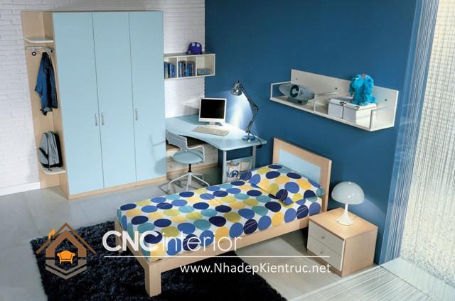 cách trang trí phòng ngủ có diện tích nhỏ (4)