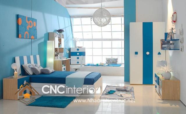 cách trang trí phòng ngủ có diện tích nhỏ (8)