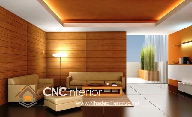 nội thất phòng khách nhà phố (2)