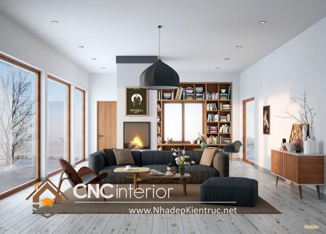 nội thất phòng khách nhà phố (1)